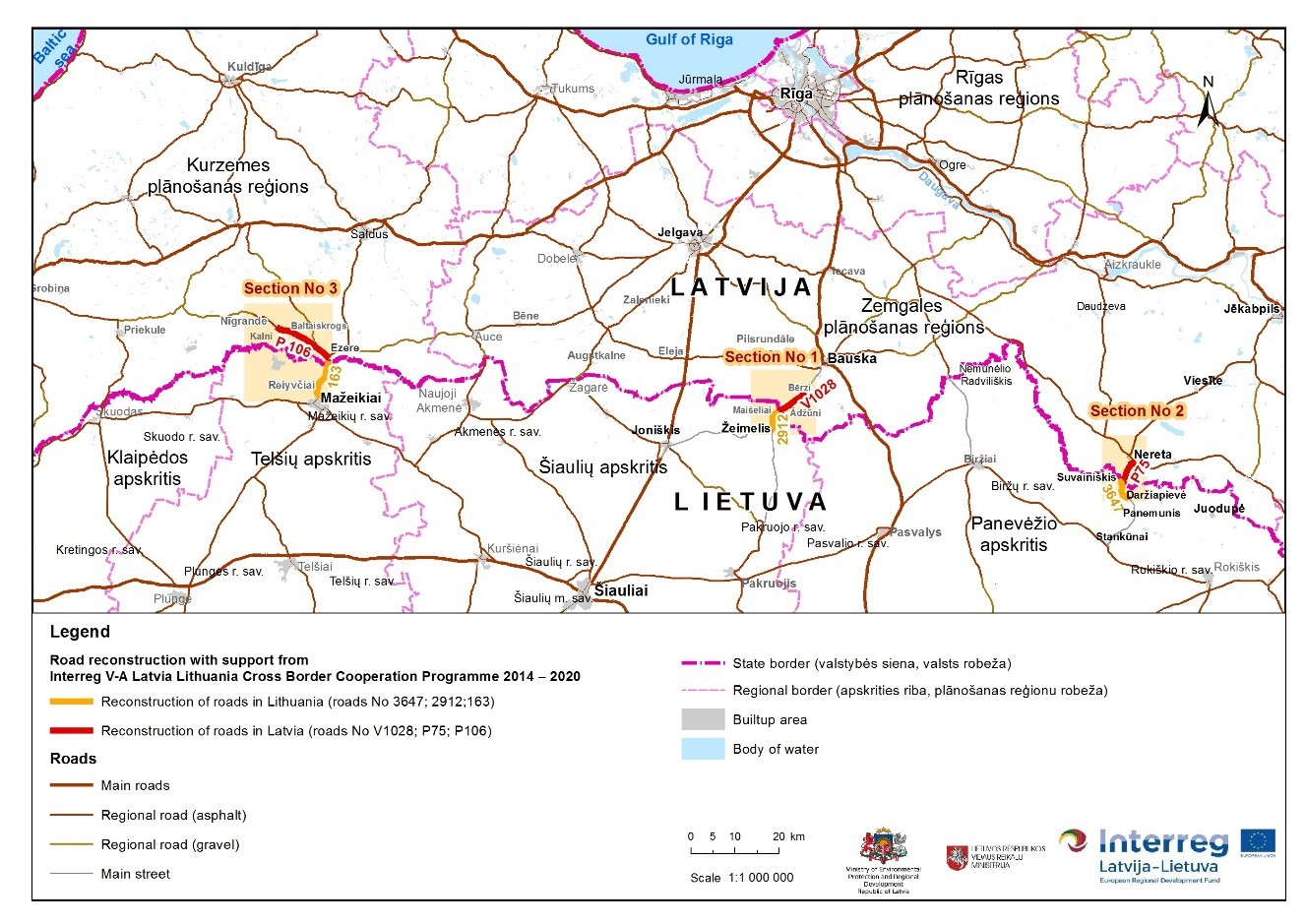 Invitation for direct award project latlit managing authority of the programme has sent an invitation letter on submission of direct award project to the ministry of transport of the republic of stopboris Images
