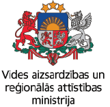 Vides aizsardzības un reģionālās attīstības ministrija